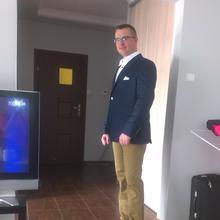 paksel1983 mężczyzna Ciechocinek -