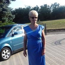 krystyna121 kobieta Śrem -