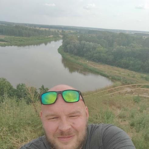 MariuszM4 Mężczyzna Mińsk Mazowiecki - scio me nihil scire
