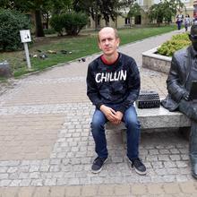 Marcin438 mężczyzna Solec Kujawski -  żyć każdym daniem