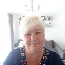 Teresaq kobieta Lidzbark Warmiński -  Zawsze uśmiechnięta