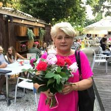 gosia68a kobieta Tomaszów Mazowiecki -  każdy  zasługuje  na szczęście