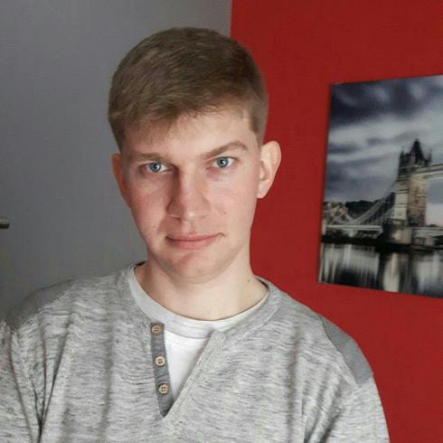 PawelM89 Mężczyzna Konstantynów Łódzki - Po prostu graj, Nadzieja umiera ostatnia