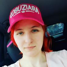 Sandrusia23 kobieta Bieruń -  Żyj chwilą...