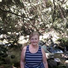 Kasetka1 kobieta Marklowice Górne -