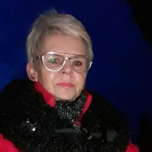 GrazynaCelinska kobieta Łuków -  Nigdy nie mów nigdy