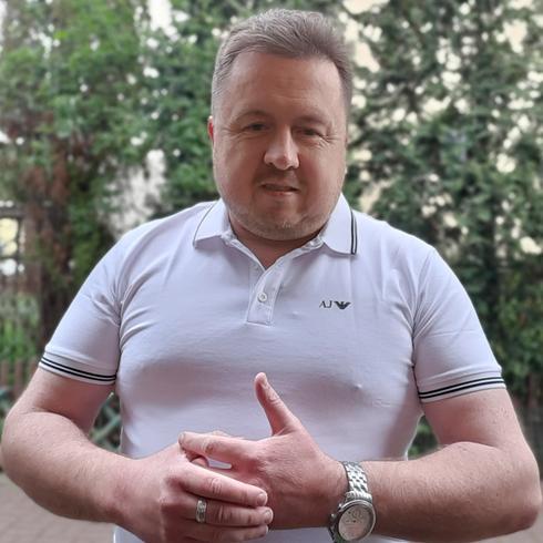 Dani41 Mężczyzna Warszawa -