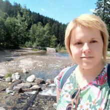 """bunia21 kobieta Drzewica -  utknęłam między chcę"""" w drodze do """"muszę"""