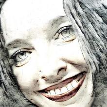 Yvette kobieta Tychy -  Myśl choćby sercem,kiedy rozum zgłupiał.