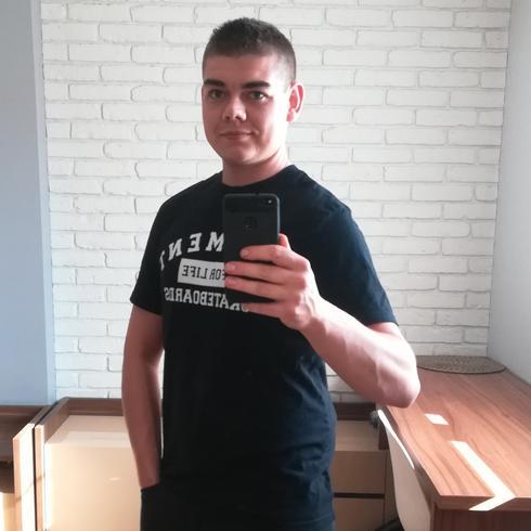 LukaszPCE Mężczyzna Pieszyce -