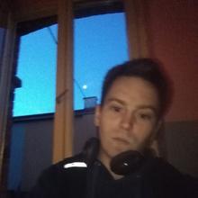 Swirusek234 mężczyzna Zielonka -