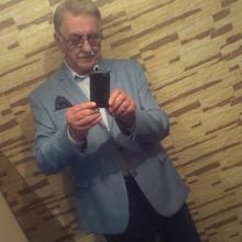 Senior9 mężczyzna Włocławek -  samotny mężczyzna głupieje