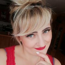 Blondzia kobieta Nowa Ruda -  Żyj z całych sił