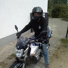 maxsymilian35 mężczyzna Gubin -  moją pasją sa motocykle...