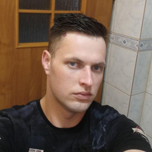 Dominik1995u Mężczyzna Dobiegniew - żyje się dalej