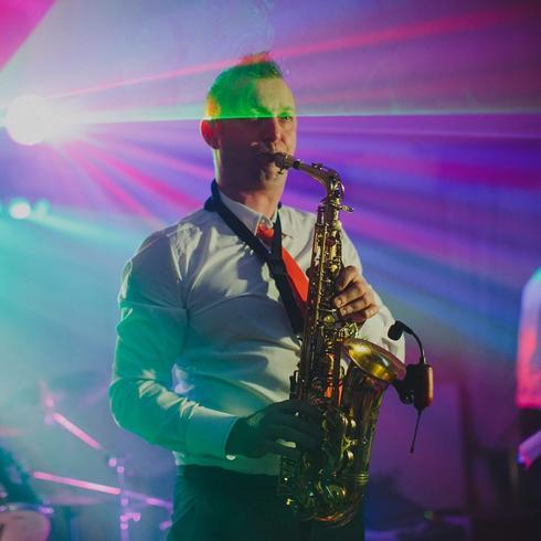 Saxofonista79 Mężczyzna Wyszków - Isc do przodu