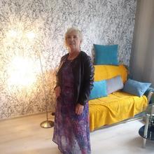 Ajszaa kobieta Gubin -  Codziennie inne