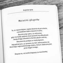 Cezaryx mężczyzna Gdańsk -  Never give up  such a wonderful life
