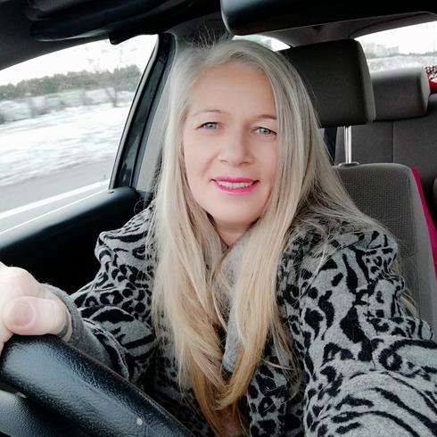 LiliaRoz Kobieta Paczków - Uśmiech:))