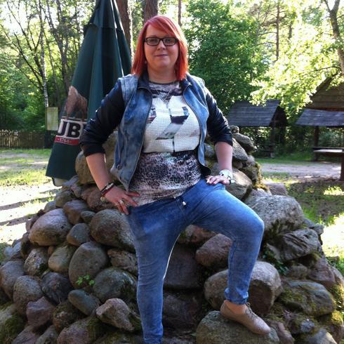 """Olesia890 Kobieta Zambrów - """"Uwierz w siebie.... Żyj chwilą..."""""""