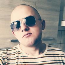 JohnyWalker87 mężczyzna Inowrocław -  Per aspera ad astra