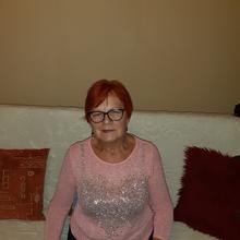 Elzbietka64 kobieta Kłobuck -  Jestem wieczną optymistką