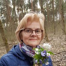 Halina5454 kobieta Wasilków -  Ceń to, co masz. Ciesz się każdym dniem.
