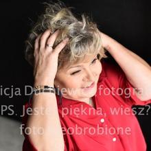 Evita57 kobieta Józefów -  Uczciwość i  lojalność.