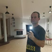Tomek246 mężczyzna Bartoszyce -  Jestem  jaki jestem