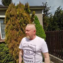 Kriss68a mężczyzna Białystok -  Idę naprzód i przekraczam granice.