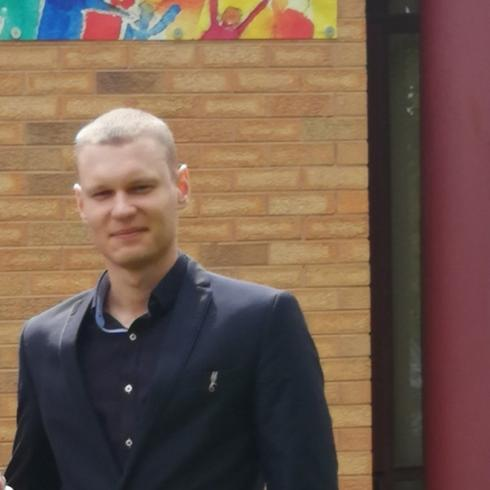 Kesarios Mężczyzna Aleksandrów Kujawski -
