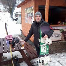 krzysiuu8 mężczyzna Katowice -  Żyj tu i teraz