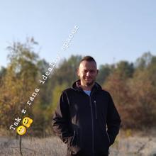 ciachu mężczyzna Radzyń Podlaski -  never giv ap