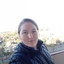 SylwiaB1709 kobieta Ciechanowiec -