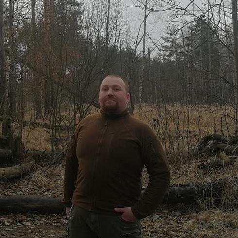 Tamalin84 Mężczyzna Ruda Śląska - Jestem śmieszny czort więc śmieje się...