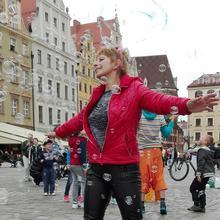 raczek597 kobieta Chorzów -  Nie choruję, bo śmiech to zdrowie :)