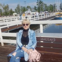 Marianqa kobieta Żnin -