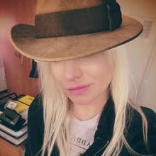 CrazyBlondie kobieta Marki -