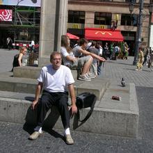 jerbog mężczyzna Lubin -  Szukam partnerki do wspolnych wyjazdow