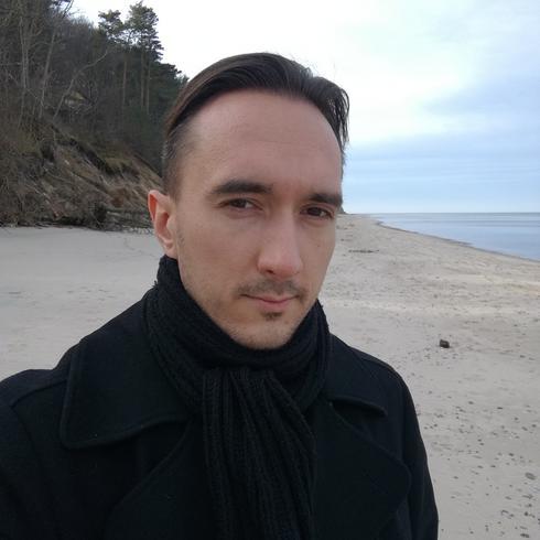 "PaulCC Mężczyzna Wolin - ""the only easy day was yesterday"""