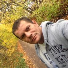 Czarny232 mężczyzna Piecki -