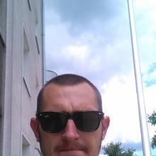 JUZYK mężczyzna Zielonka -