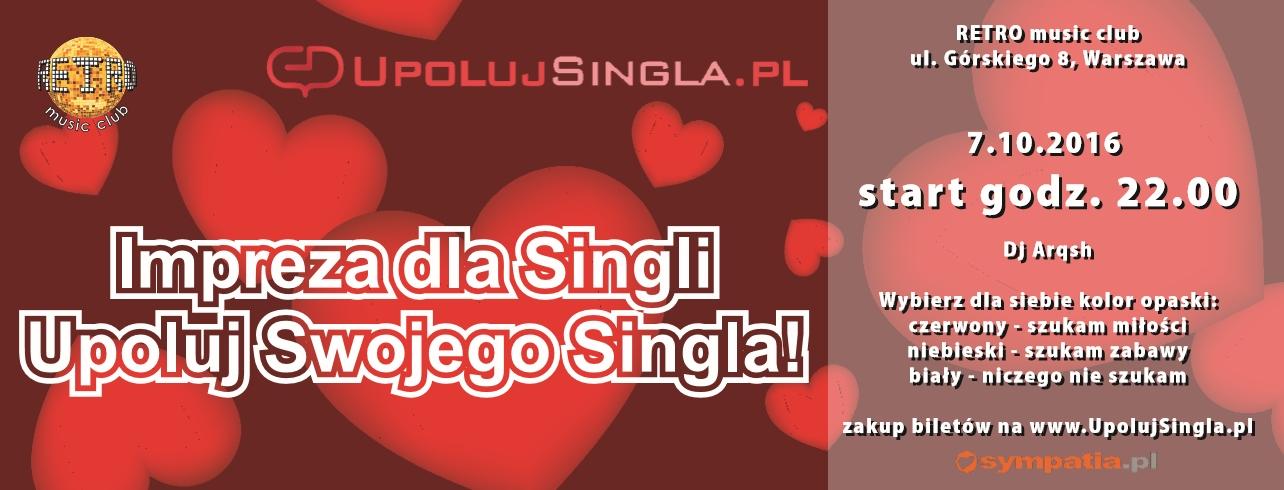 Upoluj Singla - Imprezy dla Singli, Speed Dating - Posts