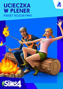 The Sims 4 Ucieczka w Plener