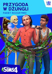 The Sims 4 Przygoda w Dżungli