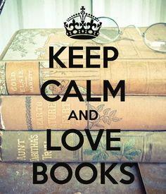 Kocham książki! <3