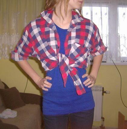 Czy mogę iść w takiej koszuli do szkoły? Zapytaj.onet.pl  bXroc
