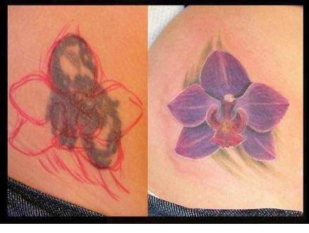 Czy Możliwe Jest Przykrycie Czarnego Tatuażu Innym