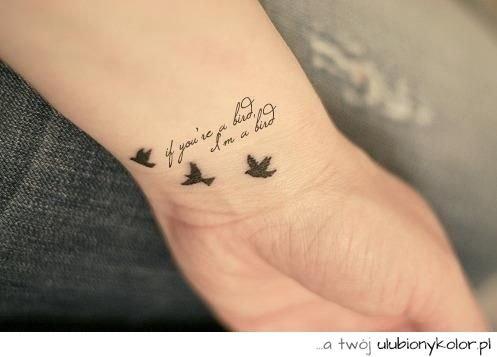 Zna Ktoś Jakieś Fajne Tatuaże Damskie Zapytajonetpl