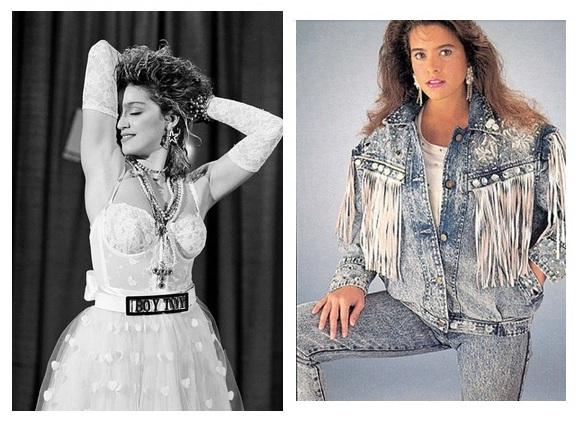 Znalezione obrazy dla zapytania impreza lata 80 jak sie ubrac